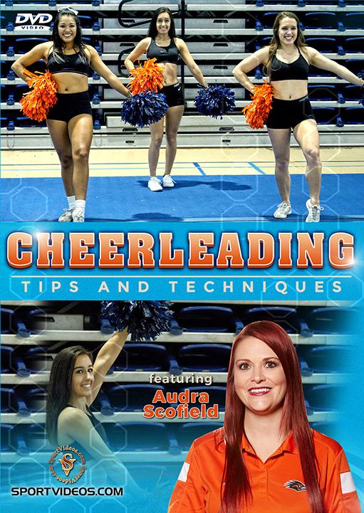 Cheerleading DVDs