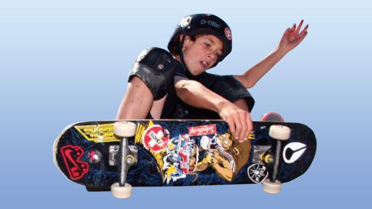 Skateboarding DVDs