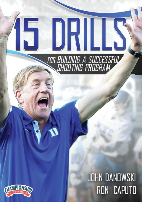 15 Drills for Building a Successful Shooting Program DVDs
