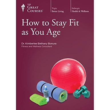 How to Stay Fit as You Age - Free Shipping