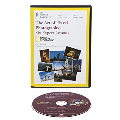 The Art of Travel Photography: Six Expert Lessons - Free Shipping