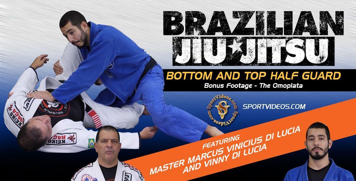 Brazilian Jiu-Jitsu Bottom and Top Half Guard Download