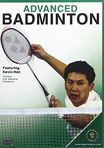 Advanced Badminton DVD or Download - Free Shipping