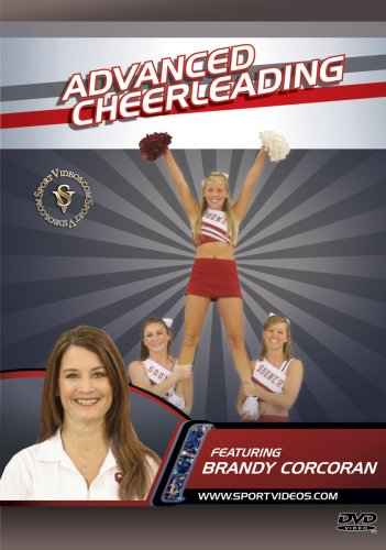Advanced Cheerleading DVD or Download - Free Shipping