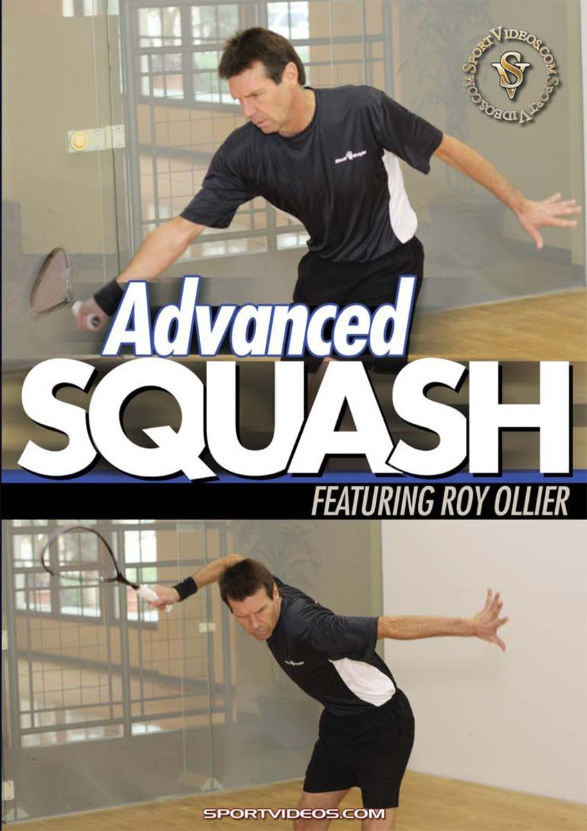 Advanced Squash DVD or Download - Free Shipping
