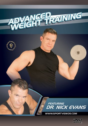 Advanced Weight Training DVD with Coach Dr. Nick Evans