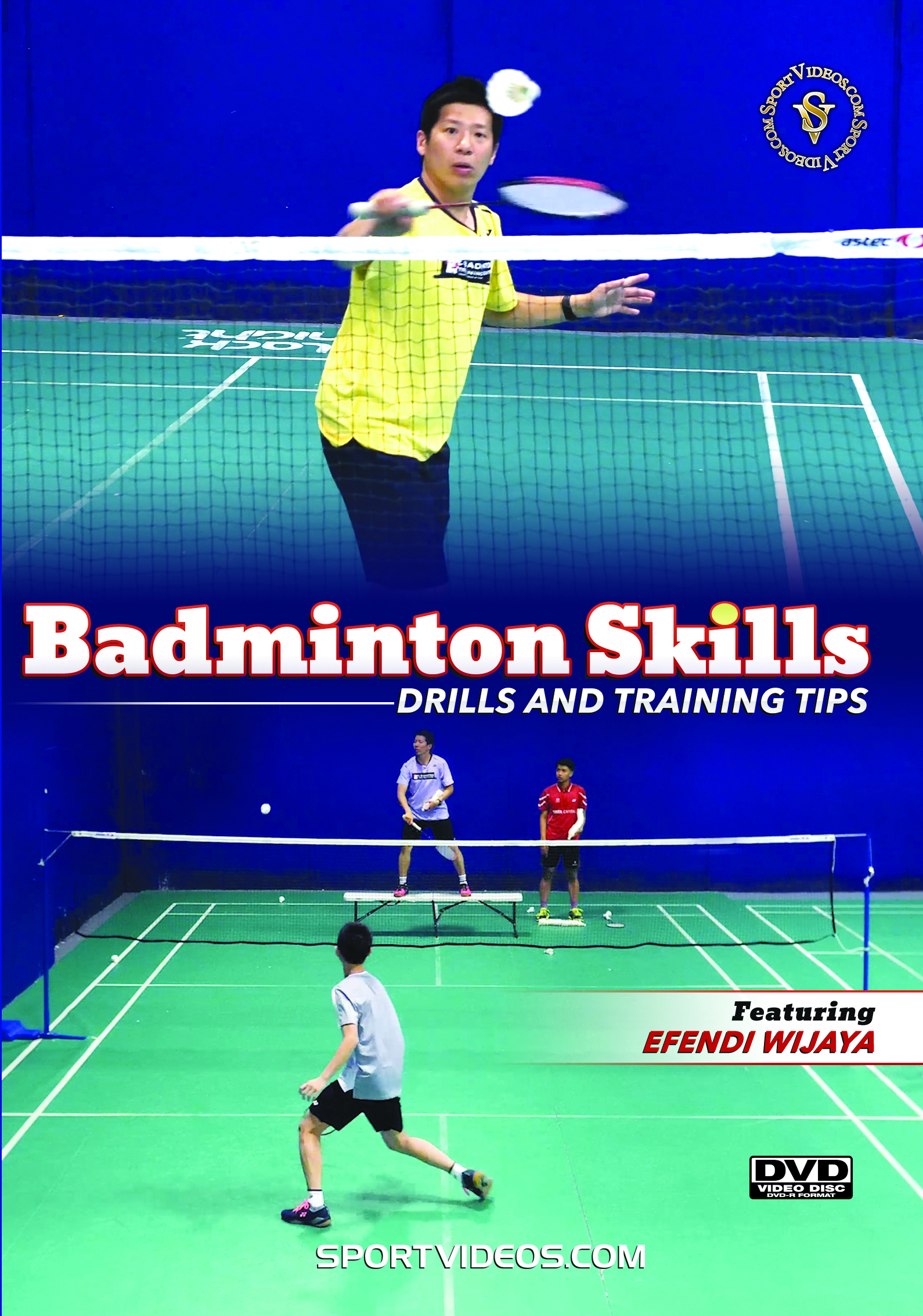 Badminton Skills, Drills and Training Tips *Streaming link*