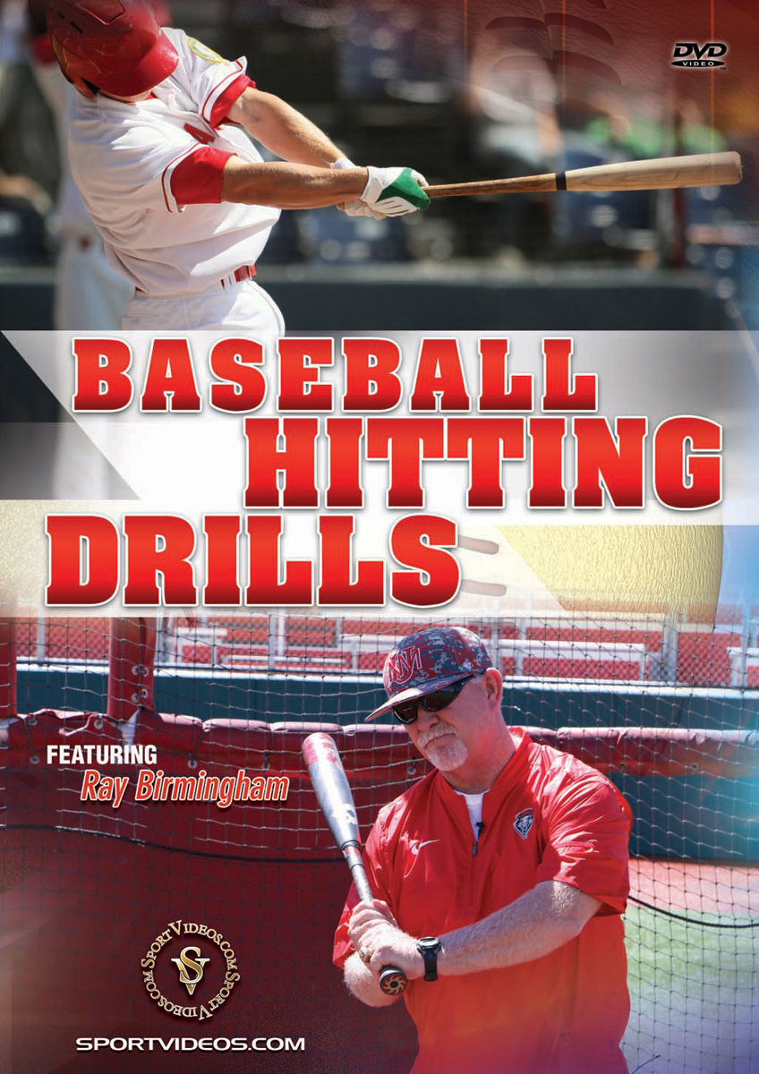 Baseball Hitting Drills DVD or Download - Free Shipping