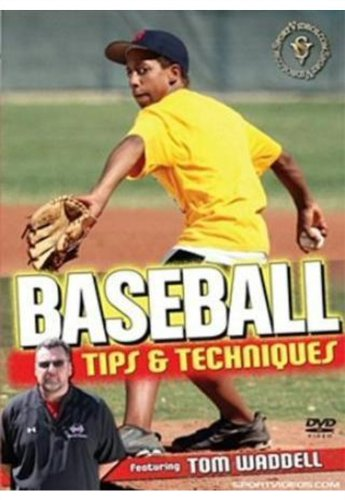 Baseball Tips and Techniques DVD or Download - Free Shipping