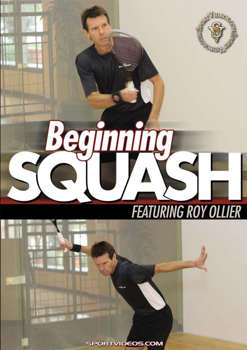 Beginning Squash DVD or Download - Free Shipping