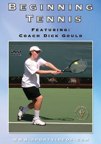 Beginning Tennis  DVD or Download - Free Shipping