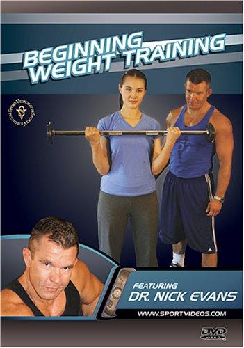 Beginning Weight Training DVD or Download - Free Shipping