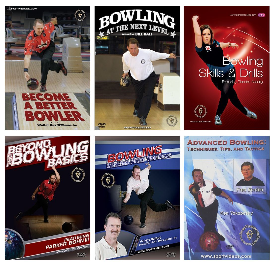 Bowling 6 Download Set - Free Shipping