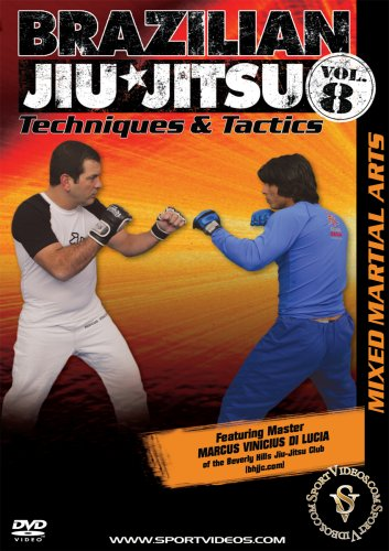 Brazilian Jiu-Jitsu Techniques and Tactics: Mixed Martial Arts DVD