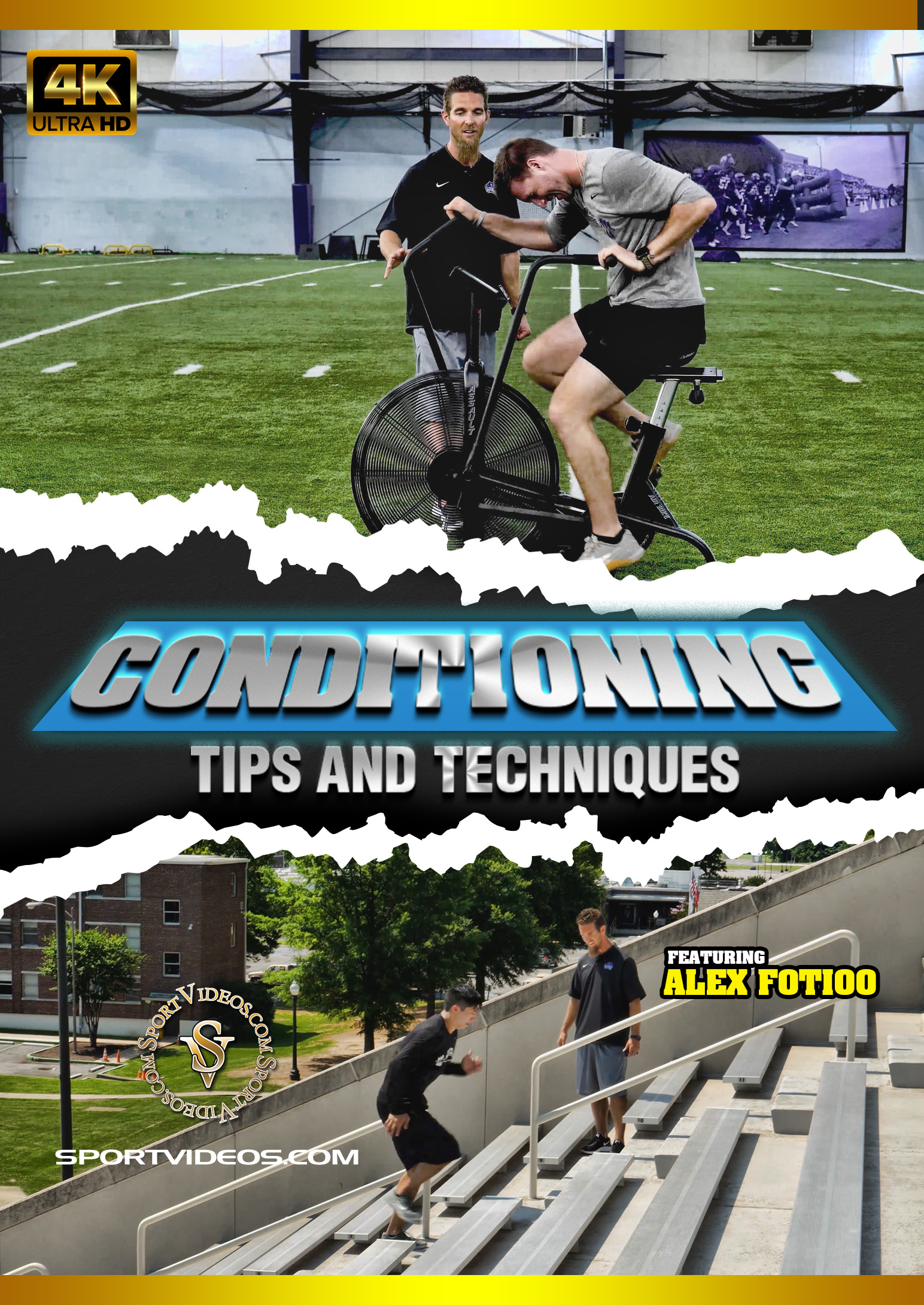 Conditioning Tips and Techniques Download 4K Video (2018 Title)