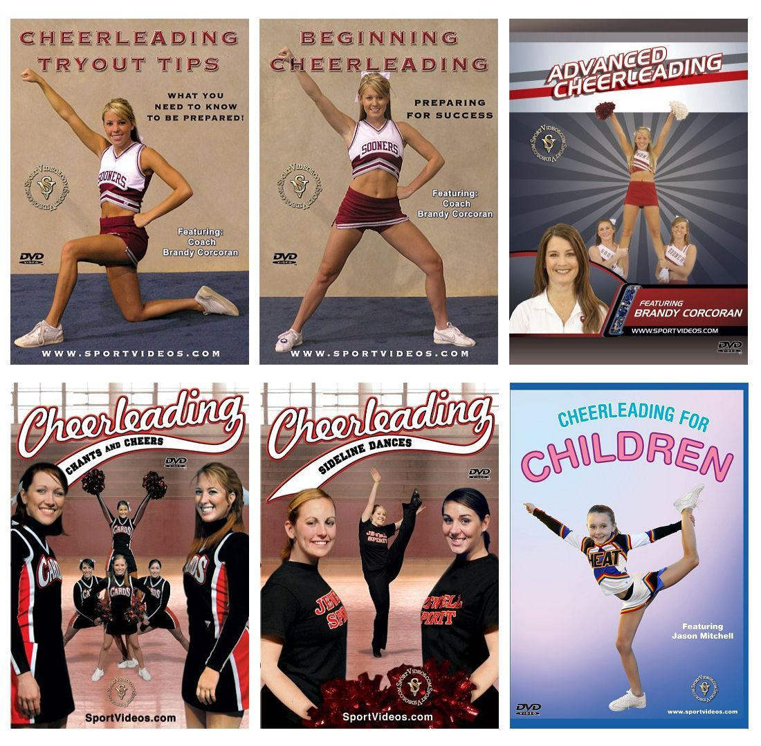 Cheerleading 6 Download or DVD Set