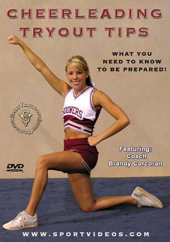 Cheerleading Try-out Tips DVD or Download - Free Shipping