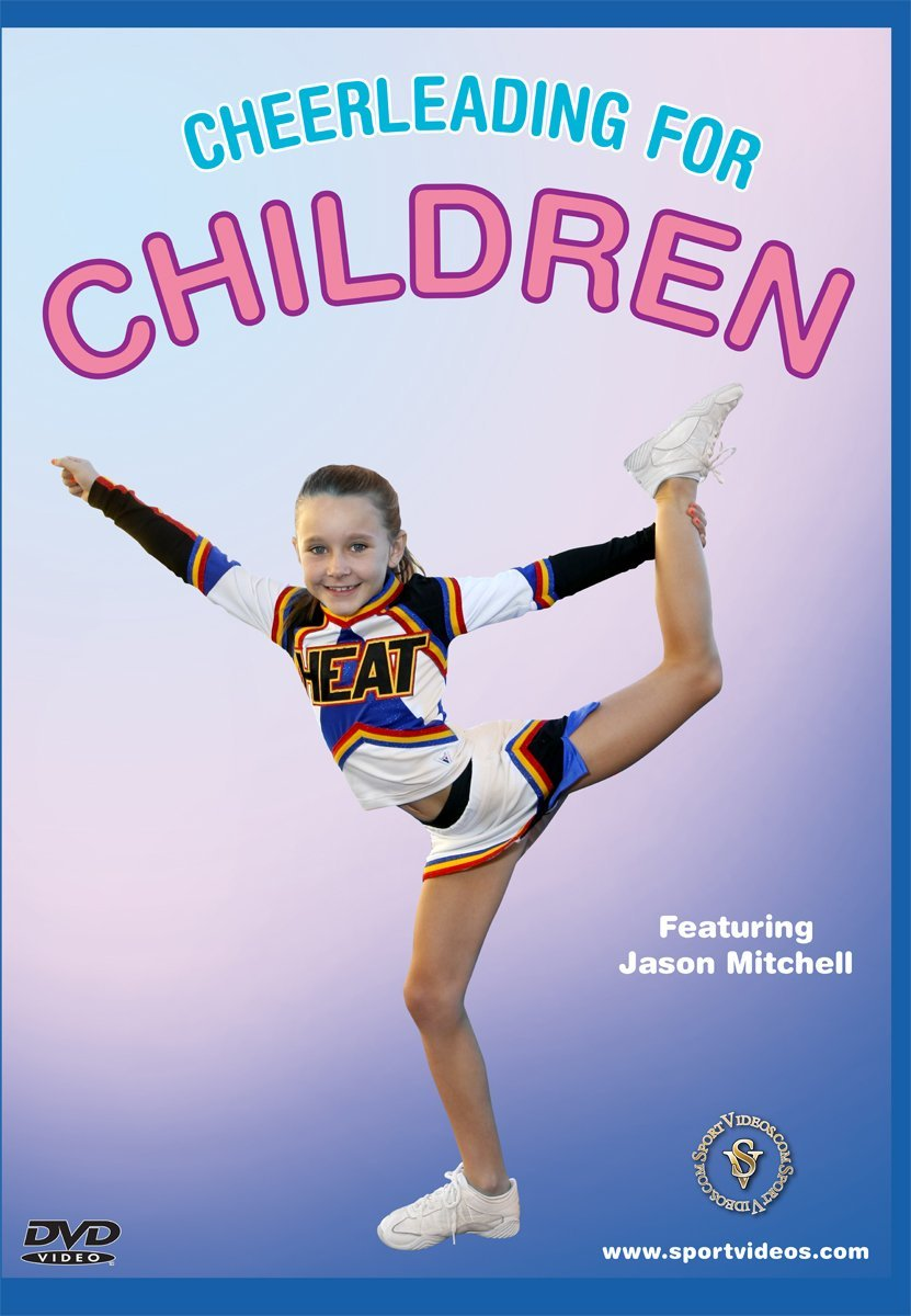 Cheerleading for Children DVD or Download - Free Shipping