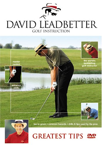 David Leadbetter Greatest Golf Tips DVD