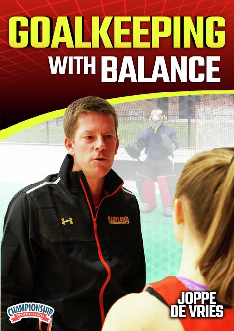 Goalkeeping with Balance DVDs