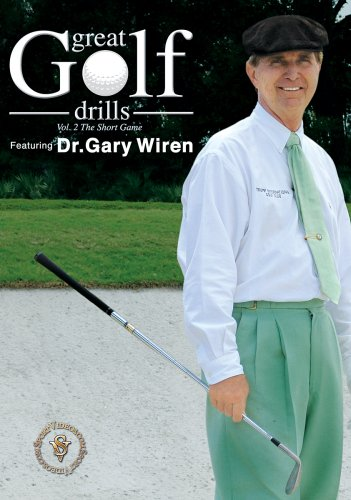 Great Golf Drills Vol. 2 - The Short Game DVD or Download - Free Shipping