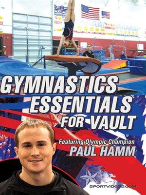 Gymnastics Essentials for Vault - Download