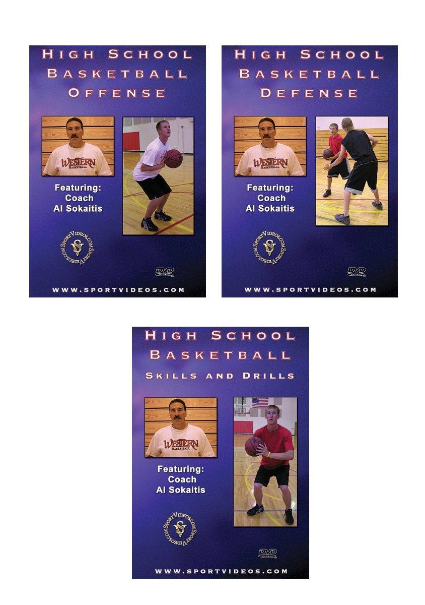 High School Basketball DVD Set - Free Shipping