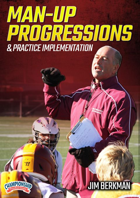 Man-Up Progressions & Practice Implementation DVDs