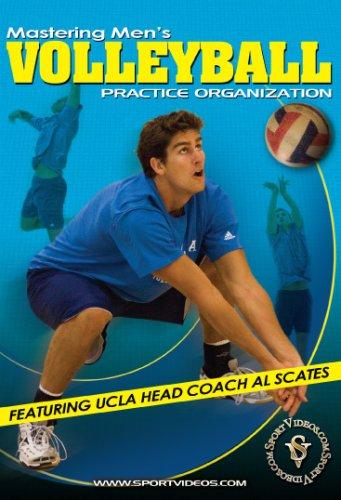 Mastering Men's Volleyball: Practice Organization DVD Coach Al Scates