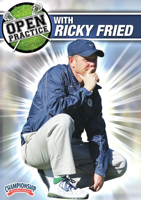 Open Practice with Ricky Fried DVDs