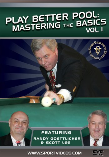 Play Better Pool: Mastering the Basics DVD or Download - Free Shipping