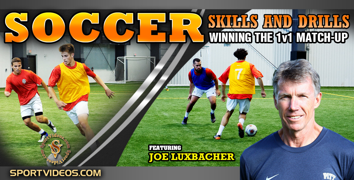 Soccer Skills and Drills Vol. 1:  Winning the 1v1 Match-up - 4K Video Download (2018 Title)