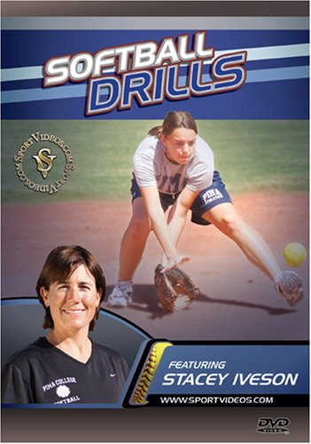 Softball Drills DVD or Download - Free Shipping
