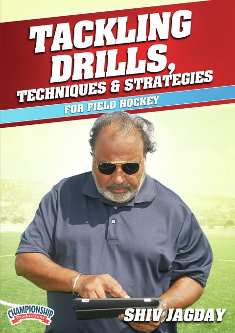Tackling Drills, Techniques & Strategies for Field Hockey DVDs