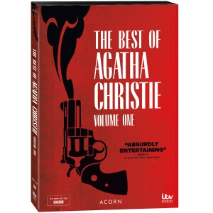 The Best of Agatha Christie Vol 1 DVD