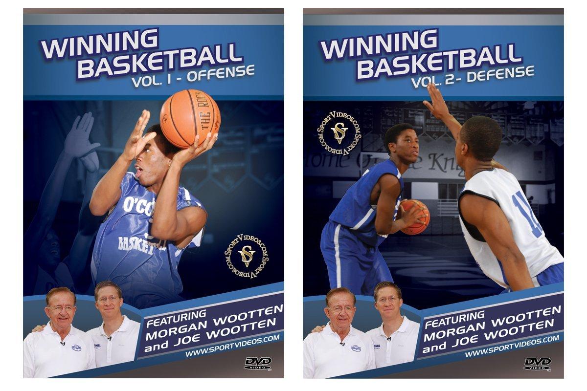 Winning Basketball DVD Set  - Free Shipping