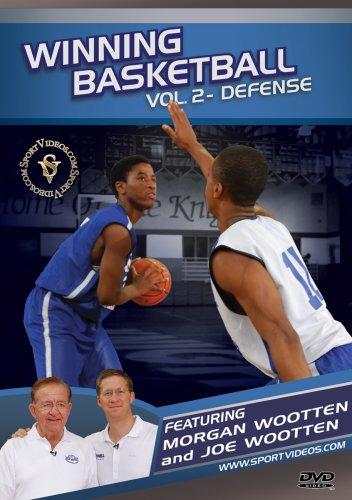 Winning Basketball: Defense DVD with Coach Morgan Wootten
