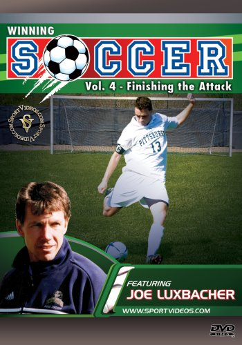 Winning Soccer: Finishing the Attack DVD with Coach Dr. Joseph Luxbacher