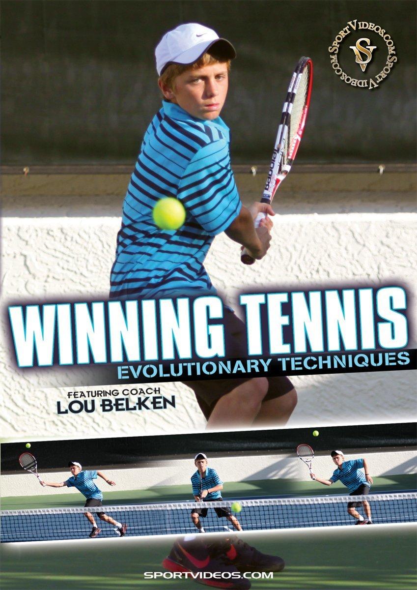Winning Tennis: Evolutionary Techniques DVD with Coach Lou Belken