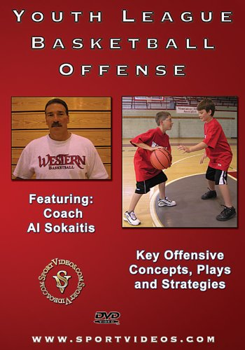 Youth League Basketball: Offense DVD with Coach Al Sokaitis