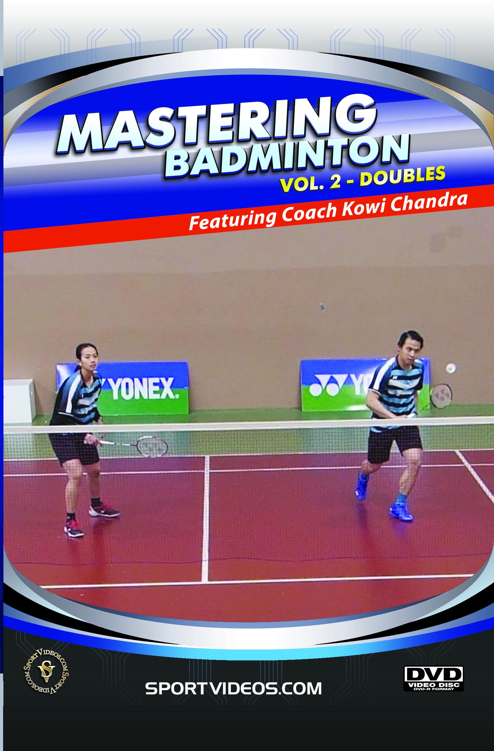 Mastering Badminton Vol. 2 - Doubles *Streaming Link*