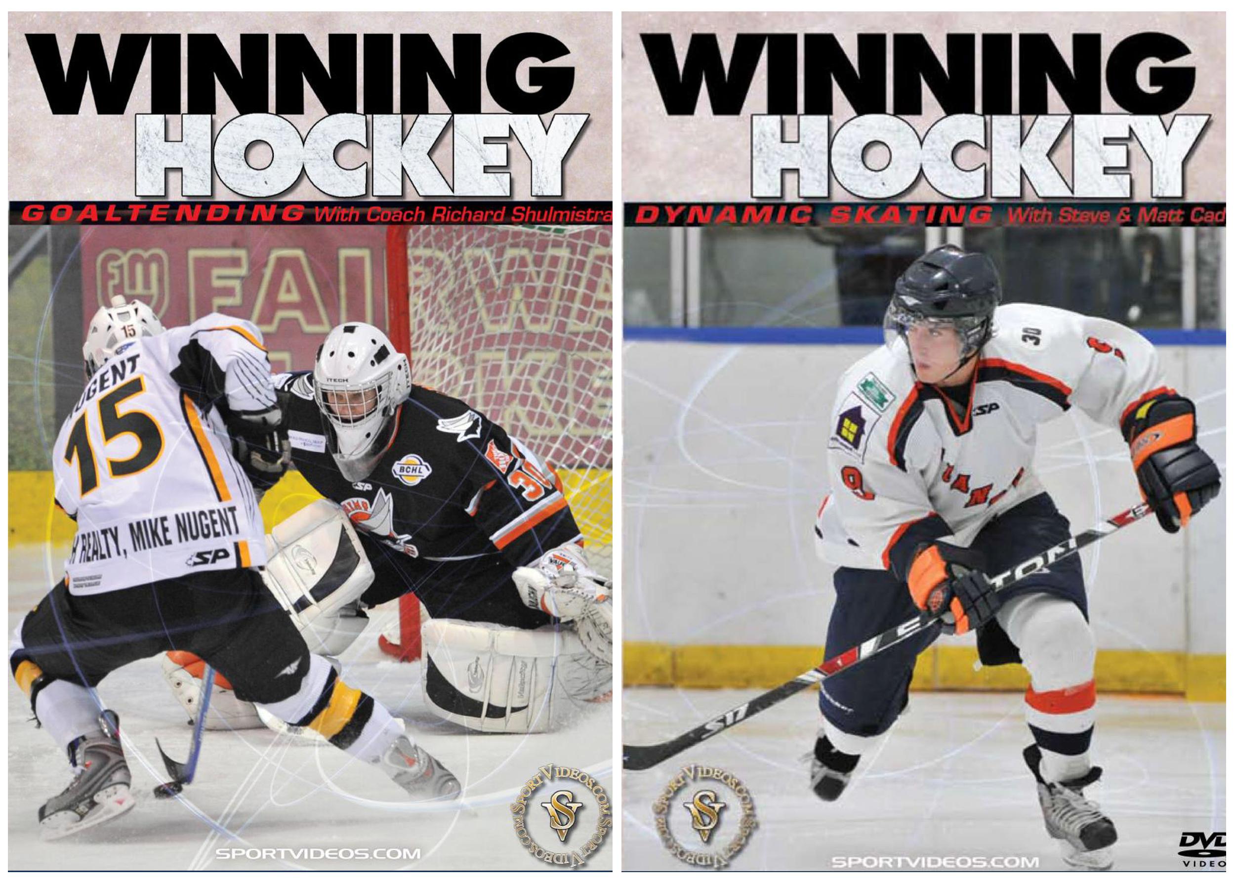 Winning Hockey 2 DVD Set