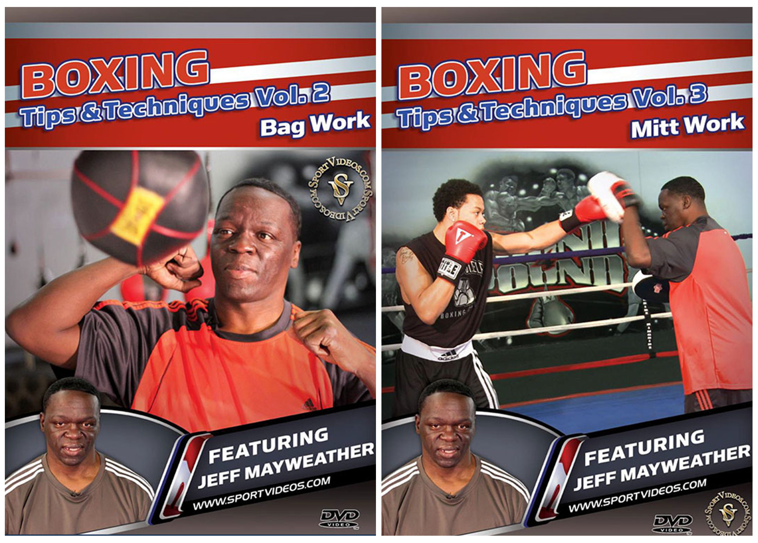 Boxing Tips and Techniques 2 DVD Set