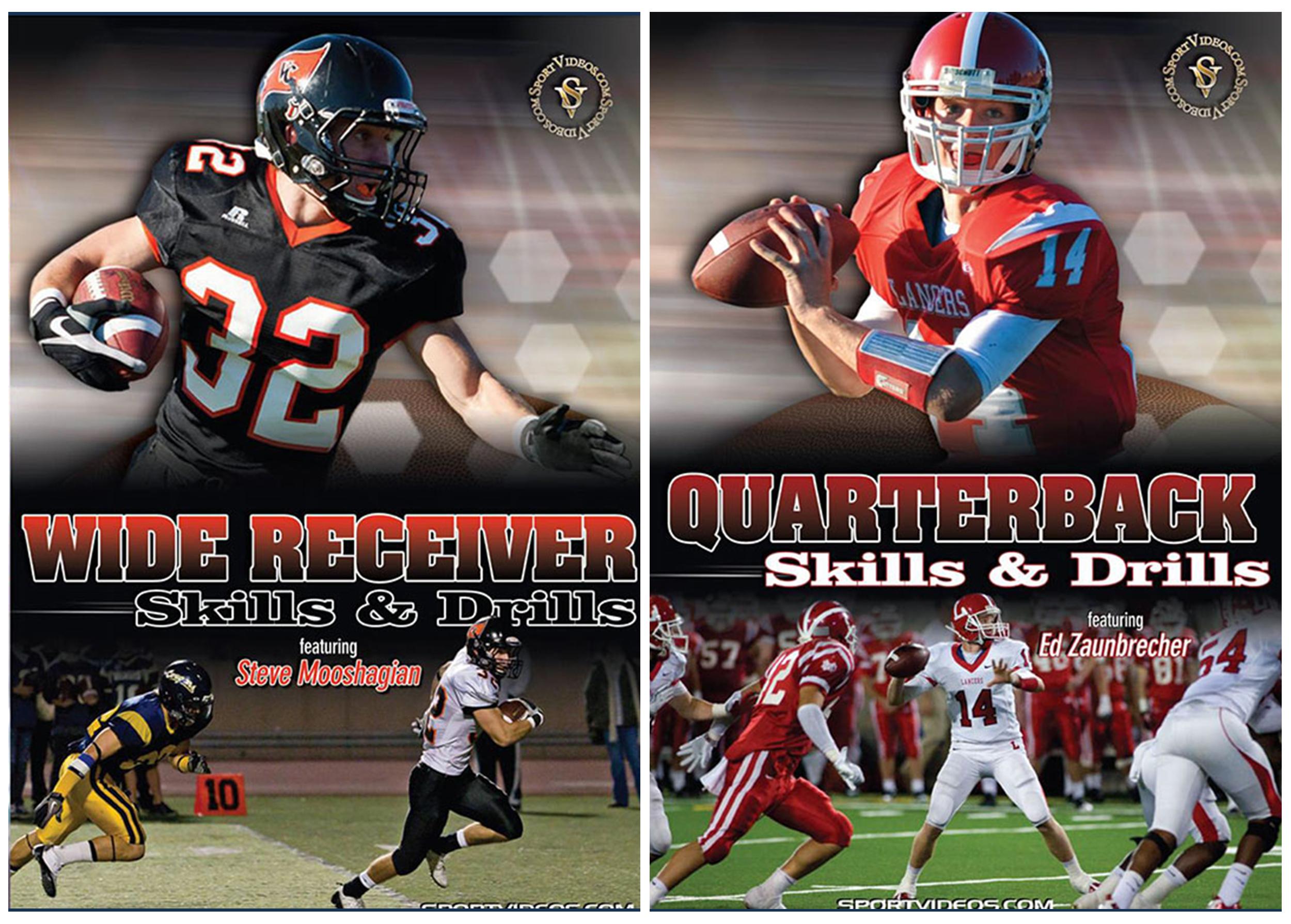 Football Training 2 DVD Set