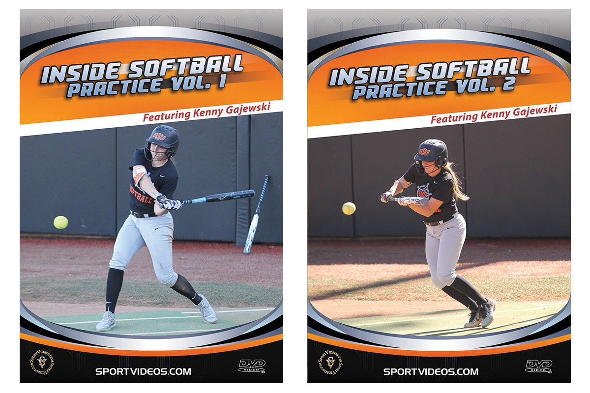 Inside Softball Vol 1 and 2 DVD or Download