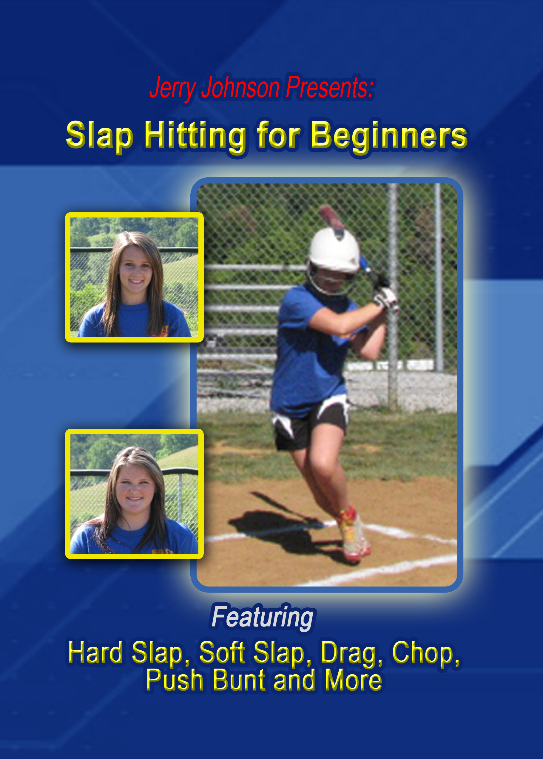Slap Hitting for Beginners DVD