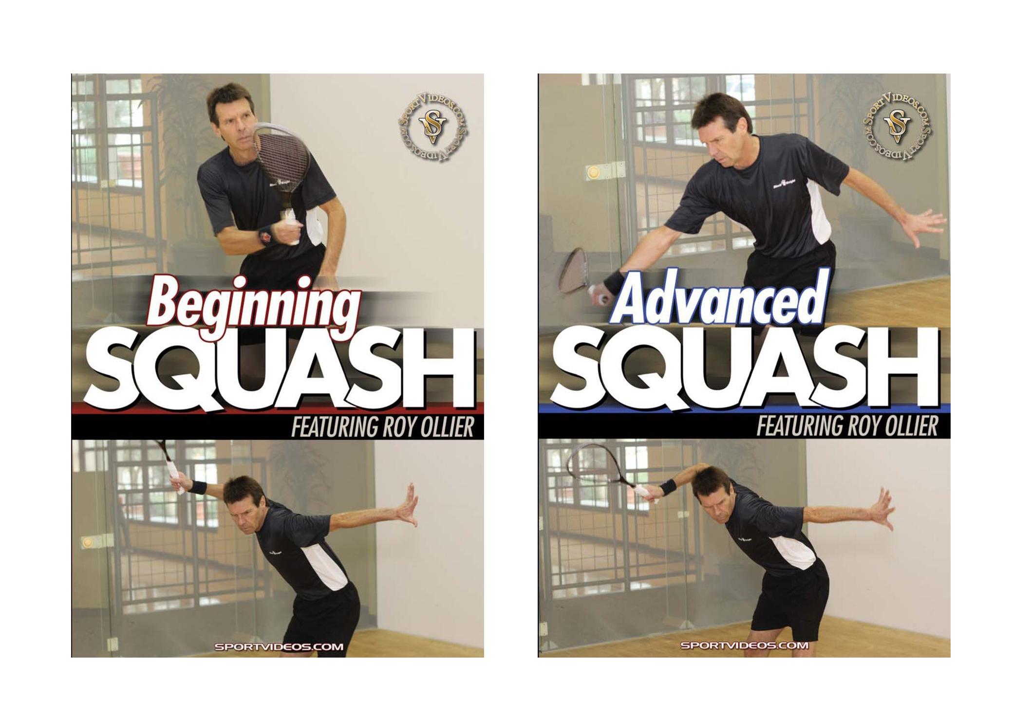 Squash 2 DVD Set or Download - Free Shipping