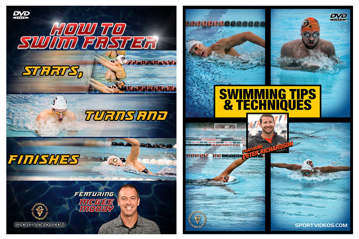 Swimming Instructional  Video Download - 2017 Titles