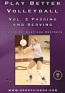 Play Better Volleyball Passing and Serving DVD or Download - Free Shipping