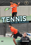 Tennis Tips and Techniques DVD or Download - Free Shipping